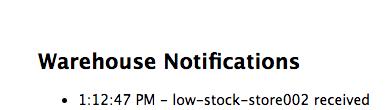 low-stock